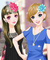 Miss Sweets Dress Up Game