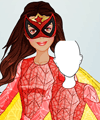 Fashion Studio Superhero Outfit Design Game