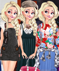 Top Teen Brands Princess Dress Up Game