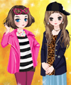Autumn Jackets Dress Up Game