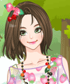 Fruity Fashion Dress Up Game