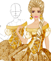 Fashion Studio Princess Dress Design Game