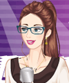 Entertainment Journalist Dress Up Game