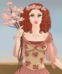 Fantasy Girl Dress Up Game