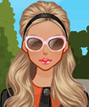 Elegant 40s Dress Up Game