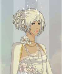 Modern Mucha Dress Up Game
