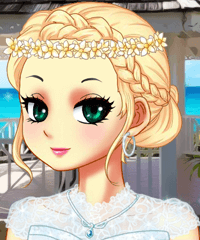 Wedding Anime Make Up Game
