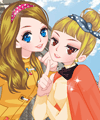 Sally Style Dress Up Game