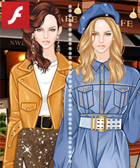 Better Wear Boots Dress Up Game