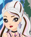 Ever After High Duchess Swan Dress Up Game