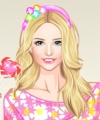 Candy Princess Dress Up Game