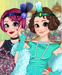 Legendary Fashion The Dazzling Jazz Age Dress Up Game