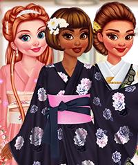 Kimono Designer Game