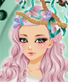 Princess Hair Make Up Game