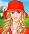 Country Club Dress Up Game