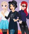 Disney Princess Superstars Dress Up Game