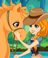 My Dear Pony Dress Up Game
