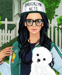 My Cute Puppy Dress Up Game