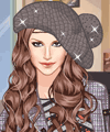 Knitted Hats Dress Up Game