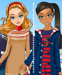 Sailor Sabrina Dress Up Game