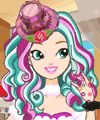 Madeline Hatter Ever After Make Up Game