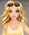 Blondie Dress Up Game
