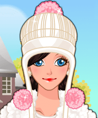 Beautiful Winter Hats Makeover Game