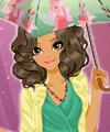 Umbrella Fashion Makeover Game