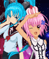 Shugo Chara Dress Up Game