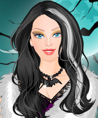 Dark Barbie Dress Up Game