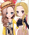 Romantic Season Dress Up Game