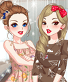 Dandelions Dress Up Game