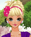 Wedding Flower Girl Dress Up Game