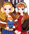 New Arrivals 1 Dress Up Game