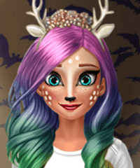 Ice Princess Anna Costumes Dress Up Game