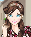 Breezy Spring Make Up and Dress Up Game