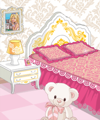 Princess Cutesy Room Decoration Game