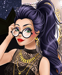 Evil Queen Modern Makeover Game