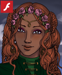 Elven Portrait Maker Game