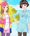 Under the Sunshine 2 Dress Up Game