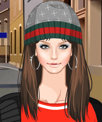 Sporty Spring Dress Up Game