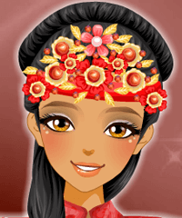 Ancient Chinese Wedding Make Up Game