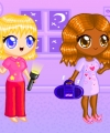 Slumber Party Dress Up Game