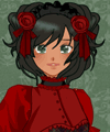 Anime Gothic Dress Up Game