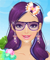 Fun Spring Hairstyles Makeover Game