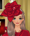 Red and Black Dress Up Game