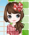 I Love Tartan Dress Up Game
