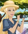 Barbie on Safari Ride Dress Up Game