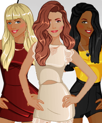 BFF Studio Cover Girls Game