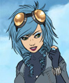 Ocean Fashion Dress Up Game